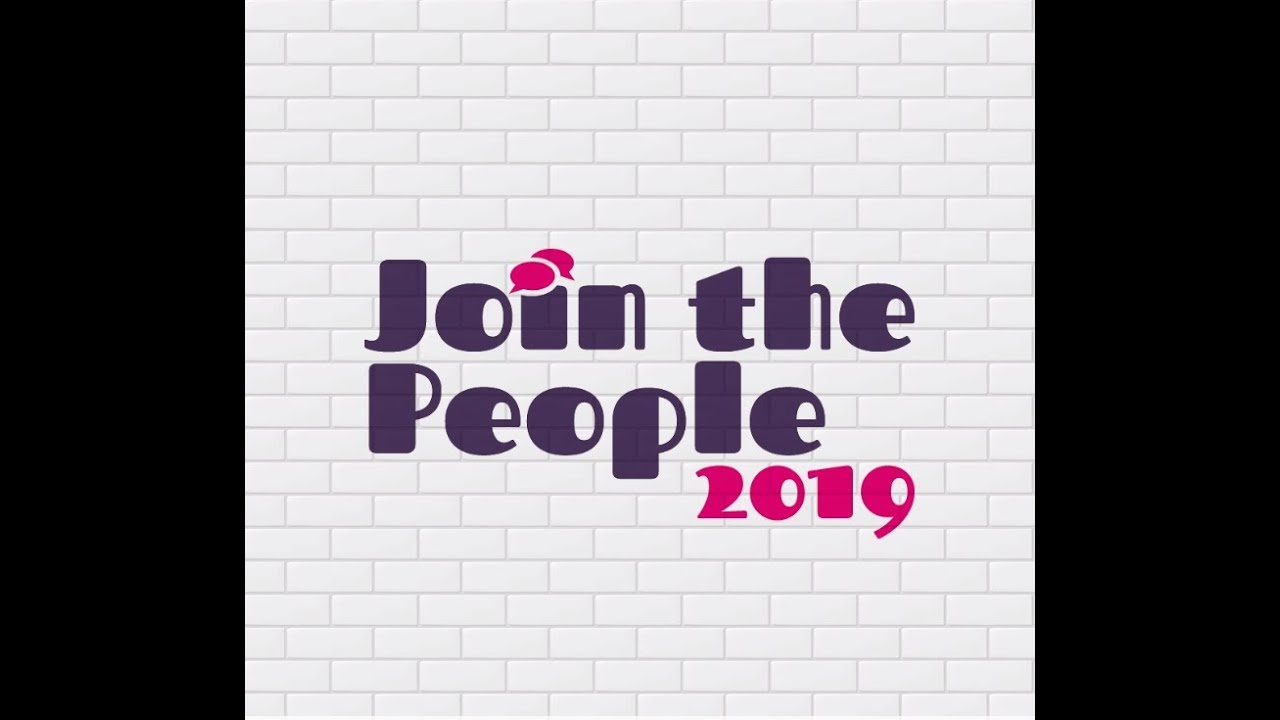 UoPeople - Join the People 2019