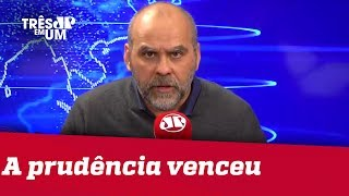 #AlexandreBorges: Manifestações; a prudência venceu