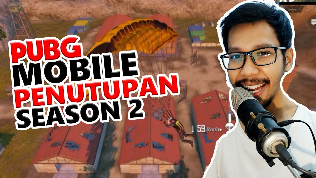 Menutup Season 2 Di Prison  Pubg Mobile Indonesia Youtube