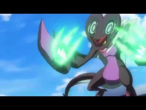 Pokemon XYZ Episode 35 Preview