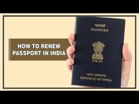 How to online (( renew passport 2017 in tamilnadu )).....Roy