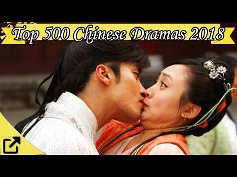 Top 500 Chinese Dramas 2018