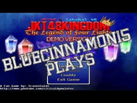 """JKT48 Kingdom """"The Legend Of Four Lights""""  [Fan Game]   JKT48 Related Games"""