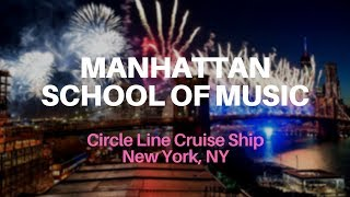 DJ VLOG #190: Manhattan School of Music – Circle Line Cruise Ship (New York, NY)