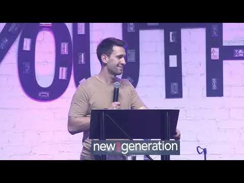 Проповедь Антона Тищенко «Young Conf 2019» 27.07.2019 (11:00)