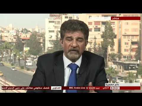 أنور عبد الهادي :- الفصائل الفلسطينية تقاتل رمزيا الى جانب الجيش السوري في مخيم اليرموك-
