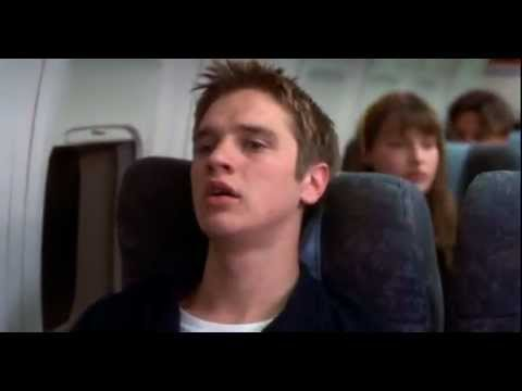 FINAL DESTINATION DEATH S 15 HD  Alex Browning premonition Volée Flight 180 Explodes