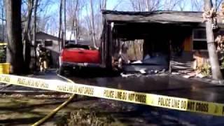 Medford Lakes fire