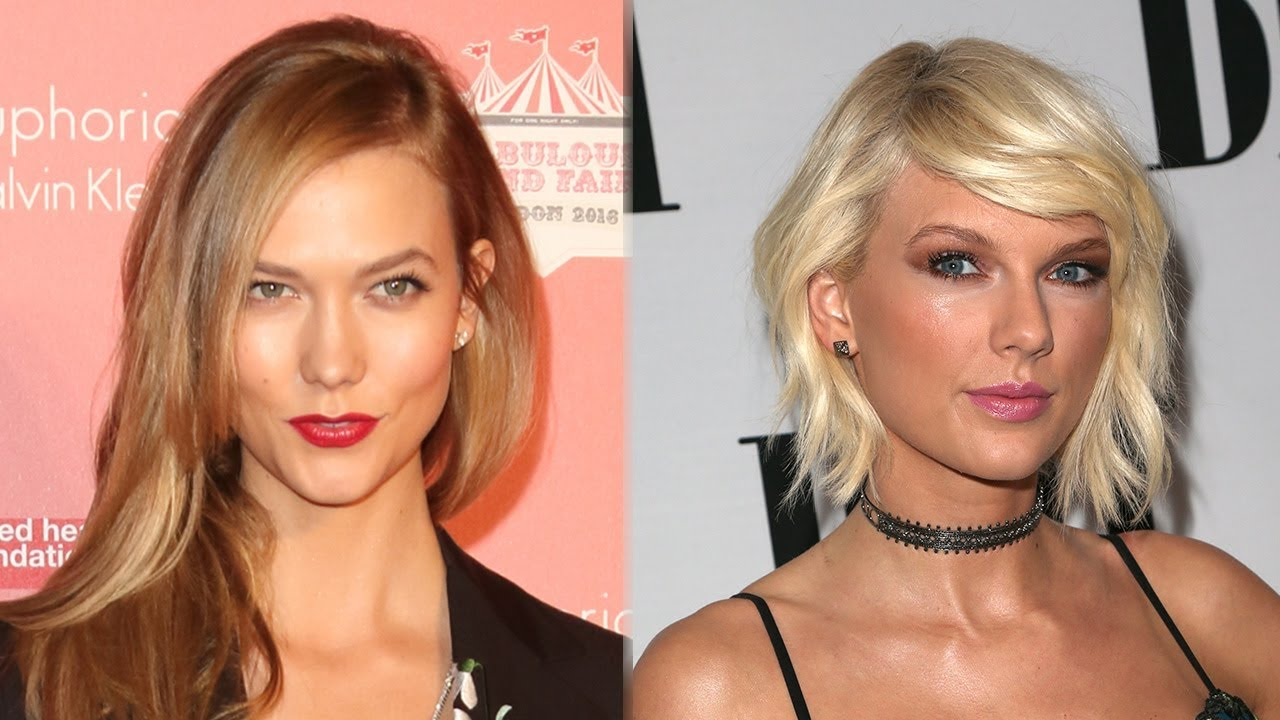 Karlie Kloss Edits Instagram After Being Accused Of Shading Taylor Swift