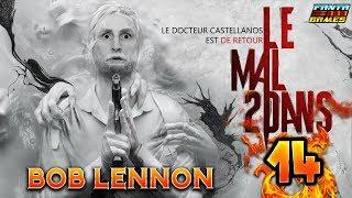 LARA CROFT ET MORPHEUS !!! - The Evil Within 2- Ep.14 avec Bob Lennon