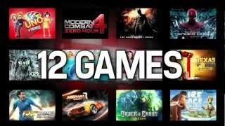 Gameloft Games Trailer: Great Games Coming to Windows Phone
