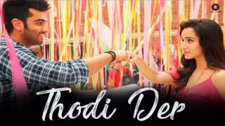 Thodi Der karaoke piano | Shreya ghoshal | half girlfriend | instrumental