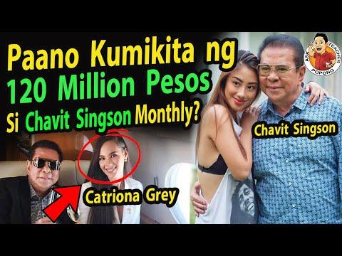 🔴  PA-A-NONG  Kumikita  Ng 120 Million Pesos Monthly Si CHAViT Singson ? ?