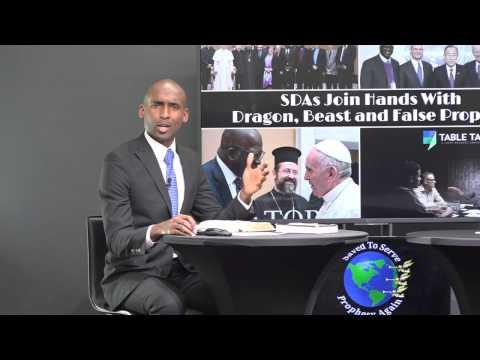 Adventist Leaders Falsify EG White To Support Ecumenism with Babylon, Popery