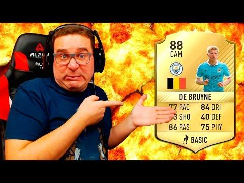 NOVA TÁTICA PREMIER LEAGUE   Kevin De Bruyne   FIFA 17 ULTIMATE TEAM