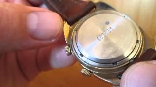 Обзор часов Полёт с механическим будильником