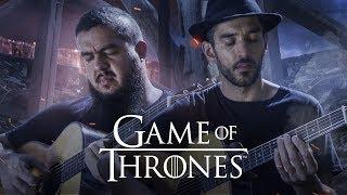 GAME OF THRONES - Tema de abertura (versão fingerstyle)