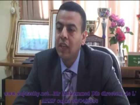 Oujdacity.net/Mohammed Dib Directeur de l'academie oujda