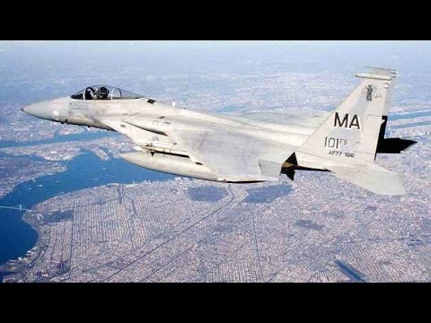 An F15 Fighter Jet Has Crashed in Virginia