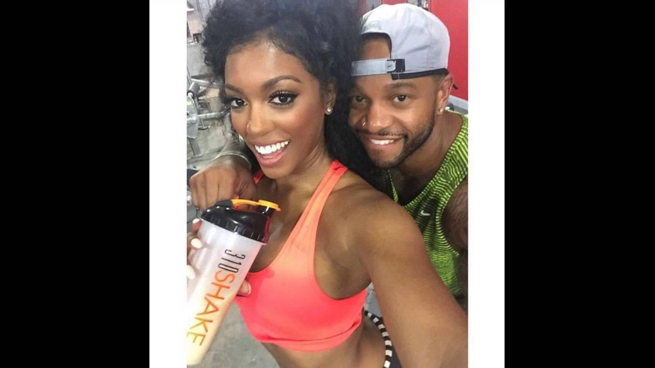 Porsha Williams Boyfriend Revealed The Real Dp Her Personal