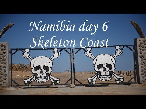 Namibia roadtrip day 6 Cape Cross and Skeleton Coast