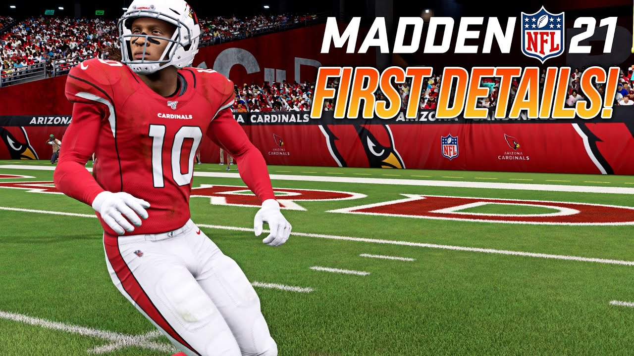 Madden 21 cover: The inside story on why EA Sports switched looks