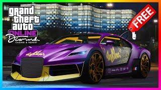 GTA 5 Online The Diamond Casino & Resort DLC Update - ALL FREE CARS, VEHICLES, UPGRADES & MORE!