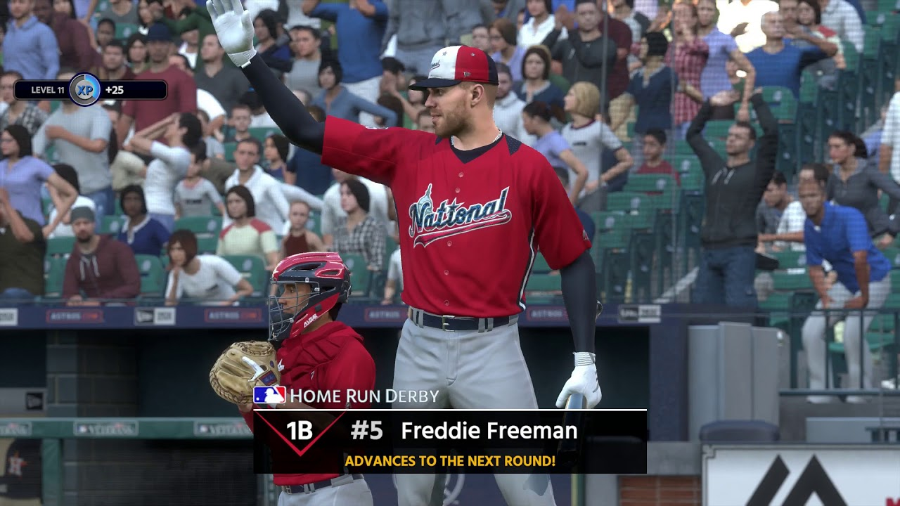 2020 Home Run Derby.Mlb The Show 18 Home Run Derby 2020