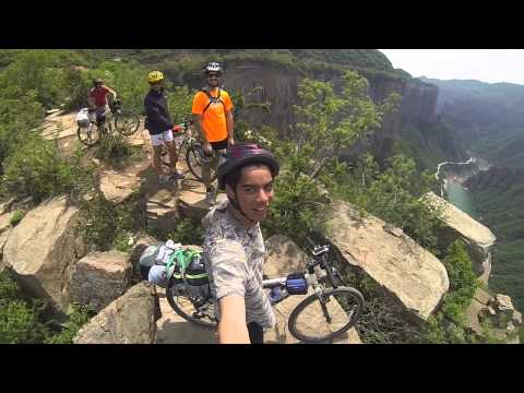 Bike trip China   Henan, Shaanxi