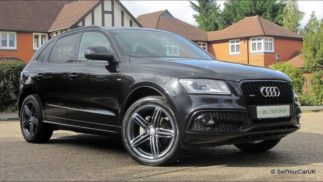 selling 2014 audi q5 2 0 tdi quattro s line plus s tronic one owner full audi history youtube. Black Bedroom Furniture Sets. Home Design Ideas