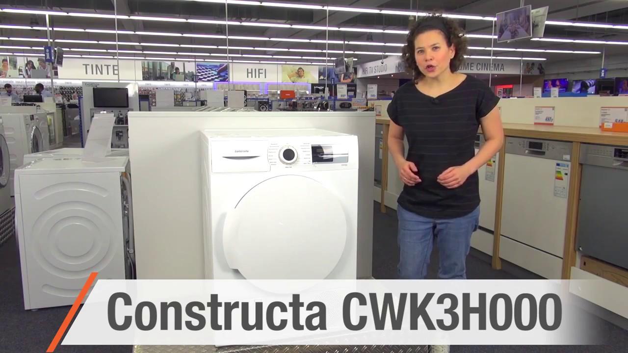 Constructa wärmepumpen trockner cwk h jubiläums angebot der