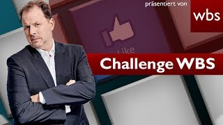 Simon Desues Video geliked = Anstiftung zur Straftat? | Challenge WBS RA Christian Solmecke
