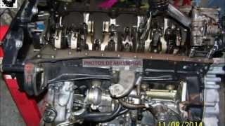 Mes travaux sur Mercedes 2 5 Diesel