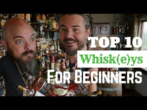Top 10 Whiskeys for Beginners [Crowdsourced From Whiskey Lovers]