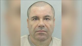 $3.8 Million Reward for Recapture of Mexican Drug Lord