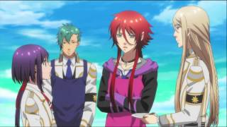 Kamigami no Asobi: Barbecue with the Norse Gods