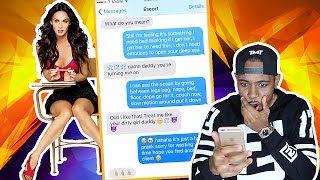 Pranking A HOOKER With Wale