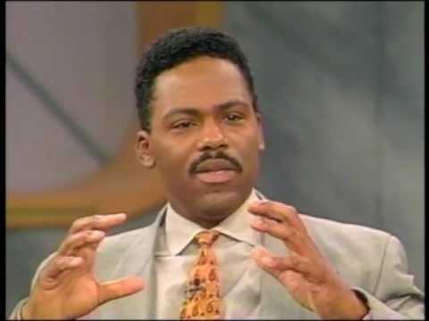Richard Lawson on Oprah 1st  Part 1