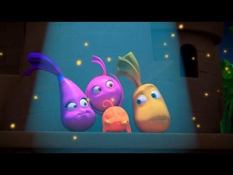 Овощная вечеринка - 2 Сборник мультиков для детей - Простые вкусные домашние видео рецепты блюд