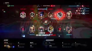 McGenji | Master Rank | Overwatch Competitive Ps4 Stream