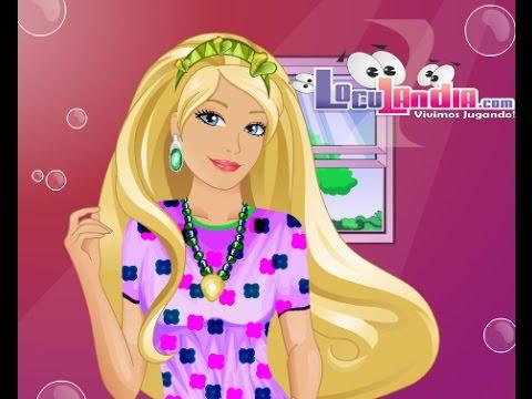 Vestir Y Maquillar A Barbie