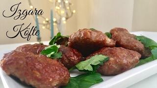 Izgara Köfte - Pratik Tarif / Yemek Tarifleri - Melis'in Mutfağı