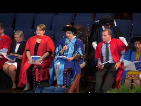 UCT Graduation 2017: 4 May at 14:00