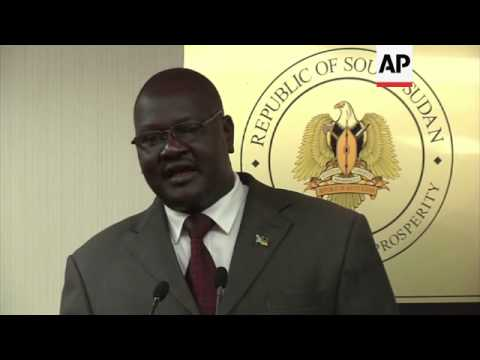 South Sudan, rebels sign cease-fire, President Kiir's spokesman comments