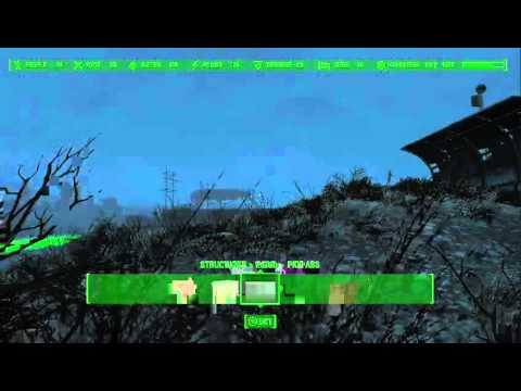 Fallout 4 Legendary hunting/Settlement building