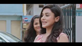 Burrakatha Telugu movie trailer latest Aadi Rajendra Prasad Mishti Chakraborty