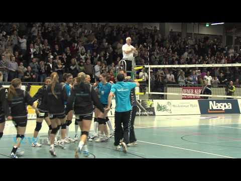 VCW TV: Spielbericht VC Wiesbaden - Allianz MTV Stuttgart (Play-off-Viertelfinale, 30.03.2013)