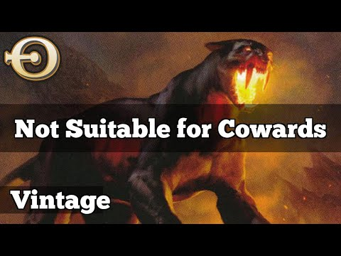 Not Suitable For Cowards | Vintage Masters Draft [MTGO]
