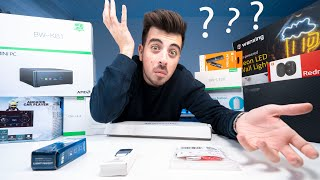 TECH BARATA SURPRESA da China - MEGA UNBOXING !!
