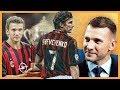 Era el único en su País que sabia jugar Fútbol   SHEVCHENKO Historia